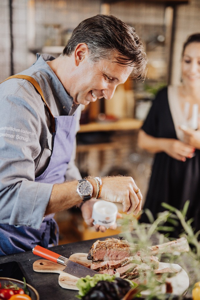 Mietkoch & Privatkoch Dietmar Schug - Home Cooking & Private Feiern