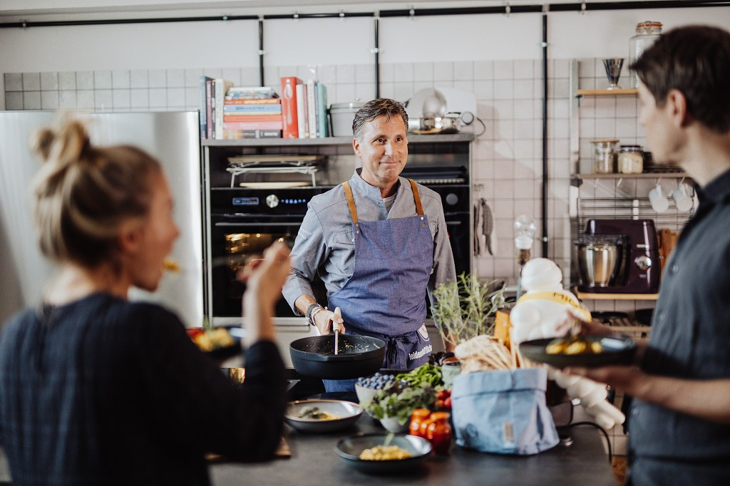 Kochkurse Grillkurse mit Dietmar Schug