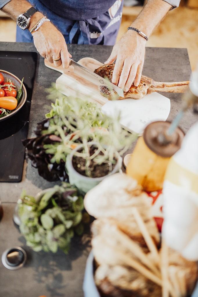 live cooking und show cooking mit privatkoch dietmar schug